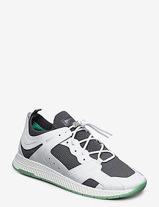 Titanium_Runn_knmx - lave sneakers - open white
