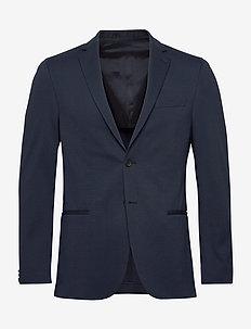 Norwin4-J - enkeltradede blazere - dark blue