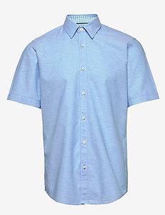 Luka_2 - basic skjorter - turquoise/aqua