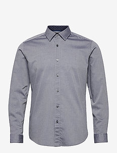 Lukas_53 - businesskjorter - dark blue