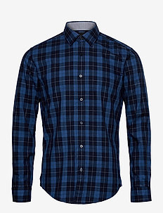 Ronni_53 - ternede skjorter - dark blue