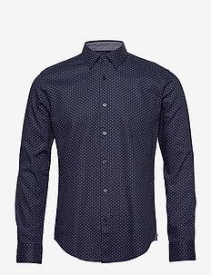 Ronni_53F - businesskjorter - dark blue