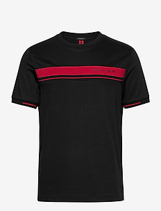 Tiburt 180_PS - kortärmade t-shirts - black