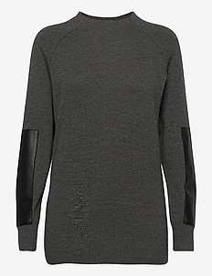 Fionne - trøjer - medium grey
