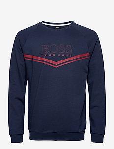 Authentic Sweatshirt - yläosat - dark blue