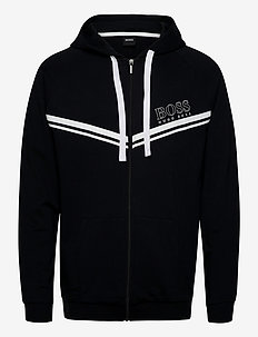 Authentic Jacket H - kapuzenpullover - black