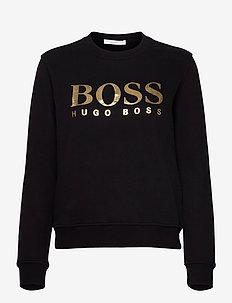 C_Elaboss - sweatshirts - black