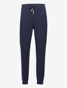 Fashion Pants - joggebukser - dark blue