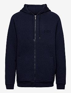 Contemp. Jacket  H. - basic sweatshirts - dark blue