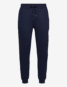 Contemp Pants - joggingbyxor - dark blue