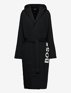 Identity Hooded Gown - morgonrockar - black