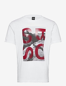 Tiburt 197 - kortærmede t-shirts - white