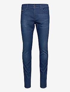 Delaware3-1 - slim jeans - bright blue