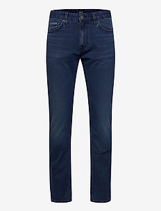 Maine3+ - regular jeans - bright blue