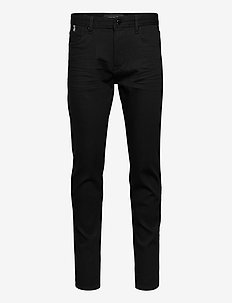 Tapered_PS - slim jeans - black