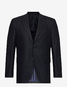 Jestor6 - enkeltradede blazere - dark blue