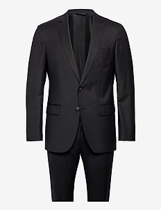 Herrel/Grace - enkelknäppta kostymer - black