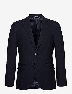 Jawen1 - enkeltradede blazere - dark blue