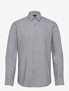 Eliott - basic skjorter - black