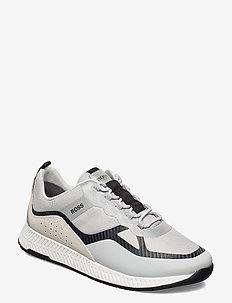 Titanium_Runn_memx - lave sneakers - light/pastel grey