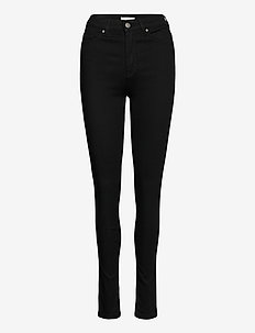 SUPERSKINNY 1.0 - skinny jeans - black