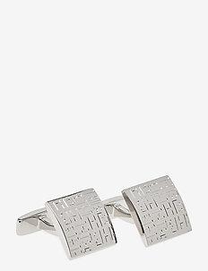 HB iconic - manschettknappar - silver