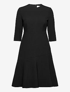 Dasty - midiklänningar - black