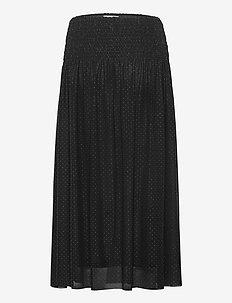 Eza - midi kjolar - black