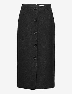 Vapaka - midi kjolar - black