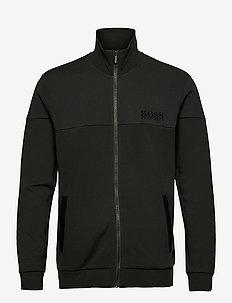 Tracksuit Jacket - basic sweatshirts - open green