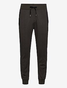 Tracksuit Pants - sweatpants - open green