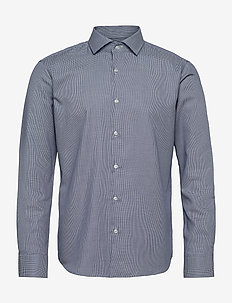 Gordon - businesskjorter - open blue