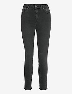 SKINNY CROP 1.0 - slim jeans - dark grey
