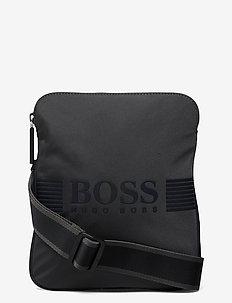 Pixel_S zip env - schoudertassen - dark grey