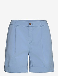 C_Taggie-D - chino shorts - light/pastel blue