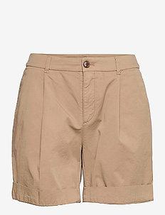 C_Taggie-D - chino shorts - medium beige