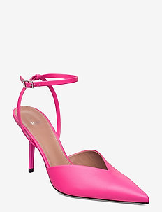 Katlin Sling 90-N - sling backs - bright pink