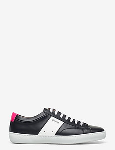 Olga Low Cut-Mix - låga sneakers - black