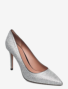 Eddie Pump 90-GL - klassiska pumps - silver