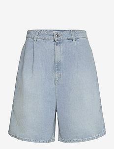 DENIM SHORTS 1.0 - jeansshorts - medium blue