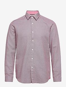 Lukas_53 - business skjortor - bright red