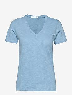 C_Emodern - t-shirts - light/pastel blue