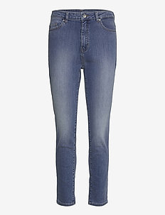 SKINNY CROP 1.0 - skinny jeans - bright blue