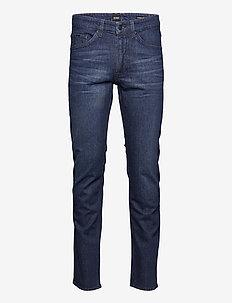 Taber+ - slim jeans - navy