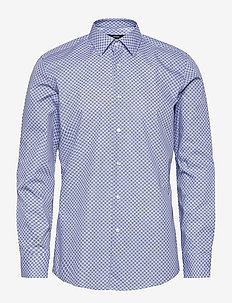 Jango - business skjortor - open blue