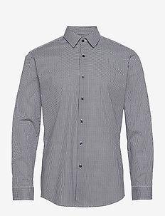Isko - business skjortor - navy