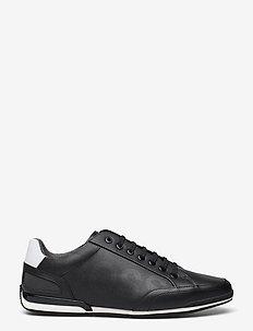 Saturn_Lowp_ltpflg - låga sneakers - black