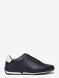 Saturn_Lowp_ltpflg - låga sneakers - dark blue
