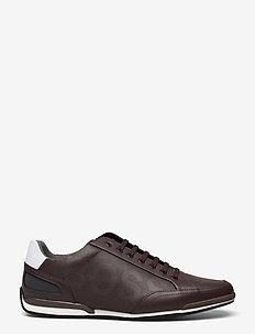 Saturn_Lowp_ltpflg - låga sneakers - dark brown