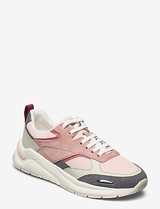 Skylar_Lace Up_Su - sneakers med lav ankel - bright pink